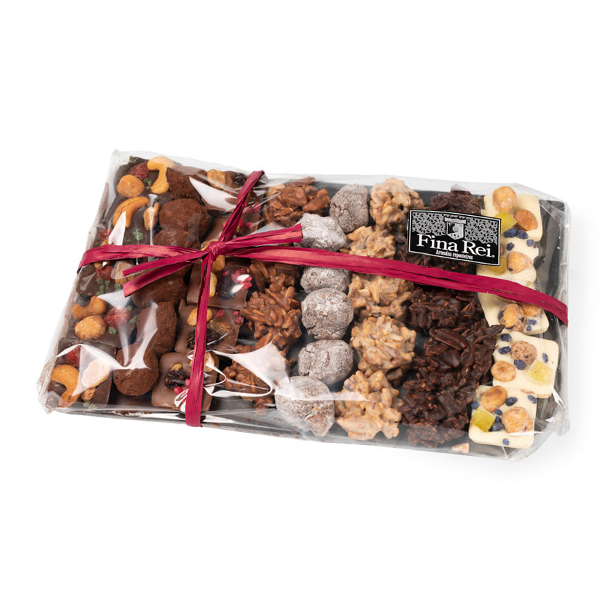 Dulces y chocolates - Fina Rei - bandeja de bombones 500gr