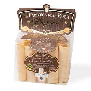 Pasta italiana - Gragnano - Cannelloni 250gr