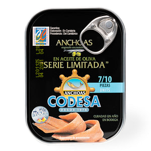 Anchoas - Codesa Serie Limitada 7/10