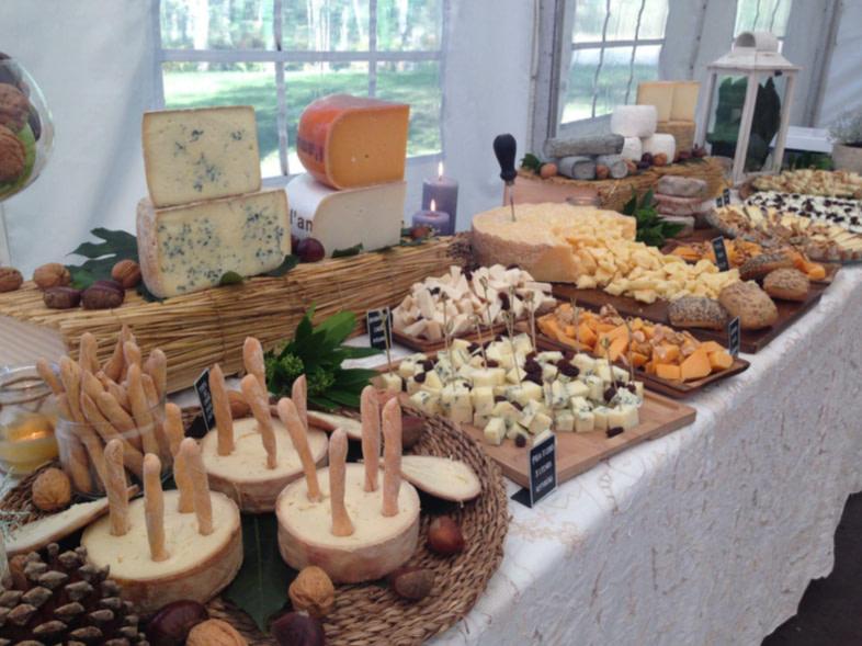 Isla de quesos