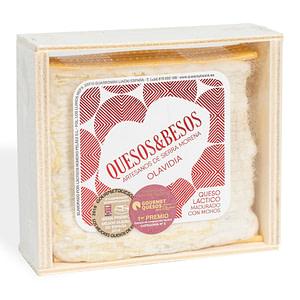 Queso nacional - Olavidia quesos y besos cremoso