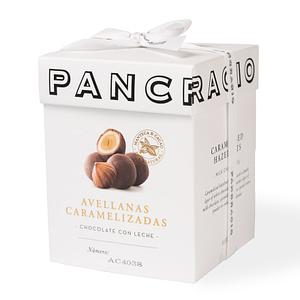 Dulces y chocolates - Pancracio - avellanas caramelizadas
