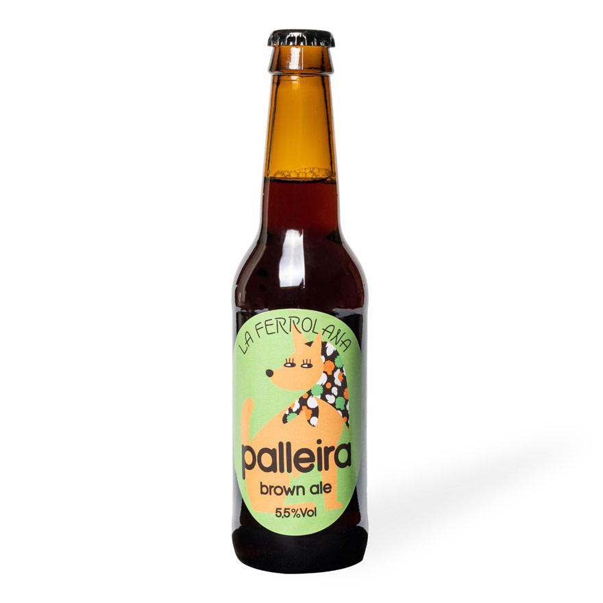 Cerveza Artesana - La Ferrolana Palleira