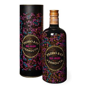 Vermouth - Padró rojo amargo
