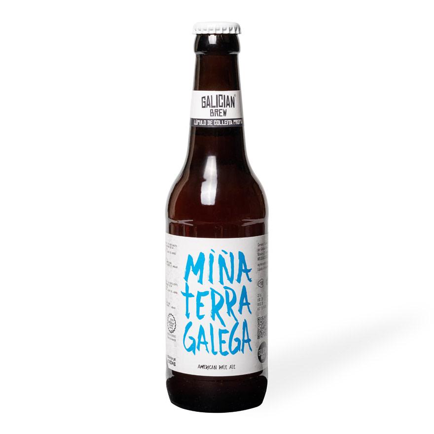 Cerveza Artesana - Galician Brew Miña Terra Galega