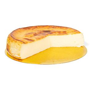 Tarta de queso artesana
