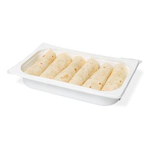Fajitas de pollo con verduritas - Comida casera