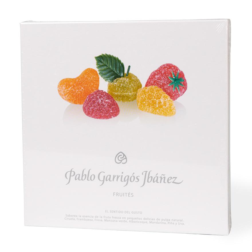 Dulces y chocolates - Pablo Garrigos - Fruites