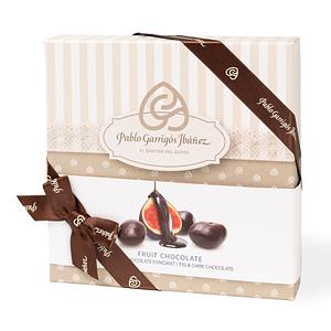 Dulces y chocolates - Pablo Garrigos - Higos con chocolate