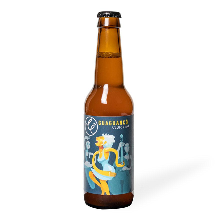 Cerveza Artesana - Ale Guaguanco