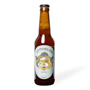 Cerveza Artesana - La Ferrolana Pale Ale