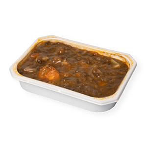 Comida casera - Lentejas estofadas