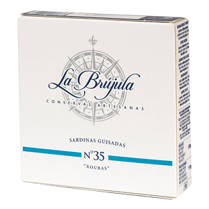 La Brujula Sardinas guisadas