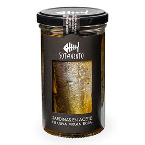 Sardinas en aceite de oliva - Sotavento