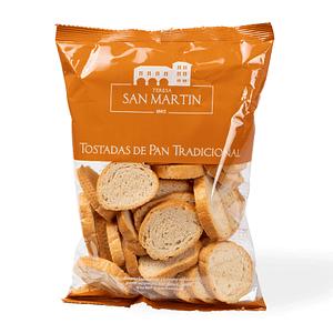 Pan tostado - San Martin natural